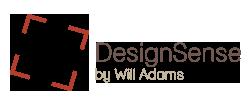 Will Adams   Making Design Sense logo